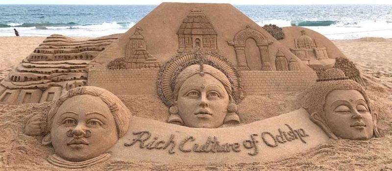 sand-art-festival -in-odisha